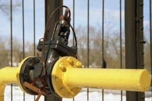 Изыскания для газопровода