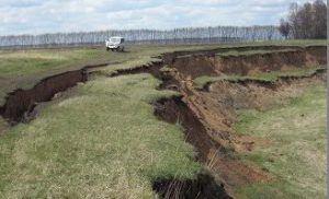 Опасные геологические процессы