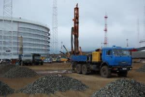 Инженерно-геологические изыскания для площадных объектов заказать в Москве