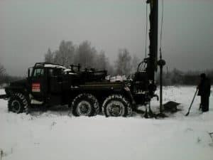 Геология участка для выбора дренажной системы в Москве